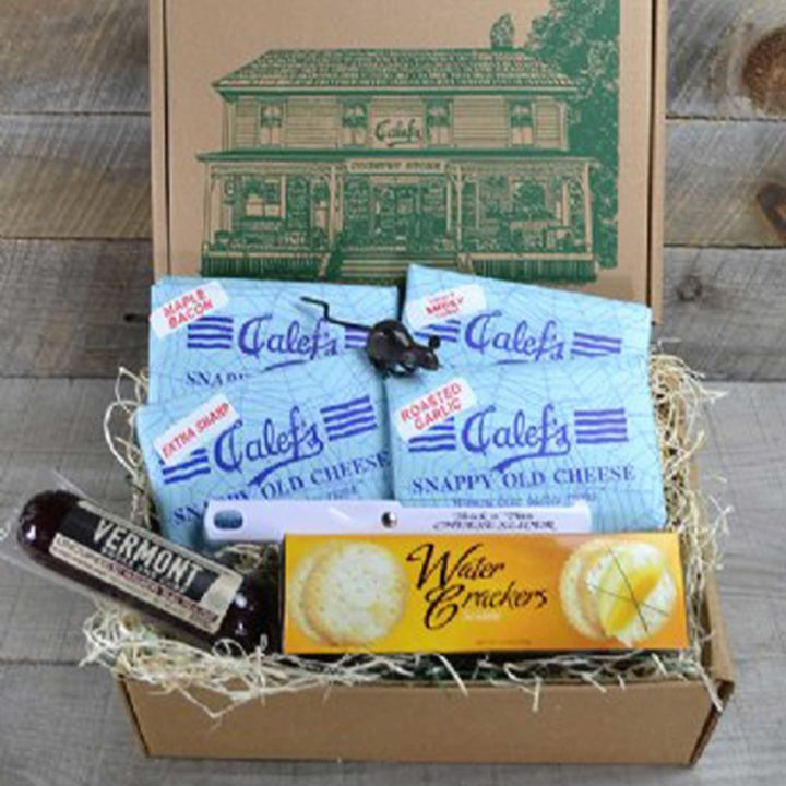 Calef's Cheese Lovers Gift Box